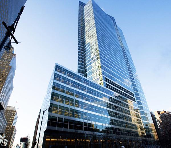 Goldman Sachs Global Headquarters