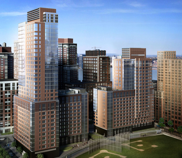Liberty Luxe & Liberty Green Condominium Towers