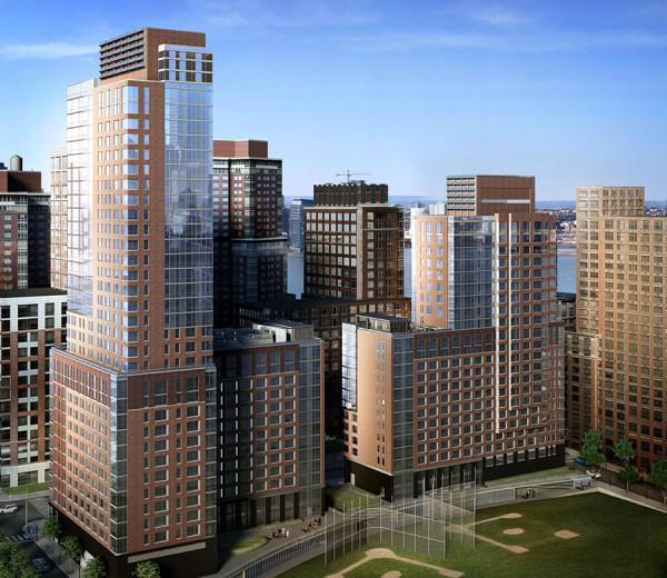 Liberty Luxe & Liberty Green Condominium Towers
