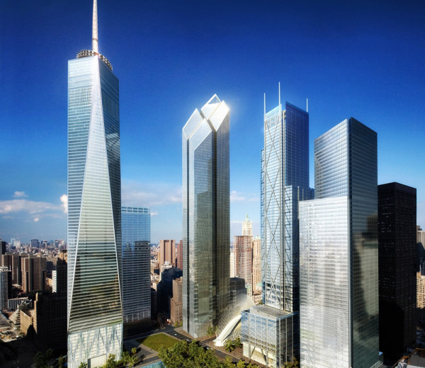 World Trade Center Tower 3