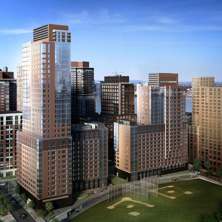 Condominium: Liberty Luxe & Liberty Green Condominium Towers